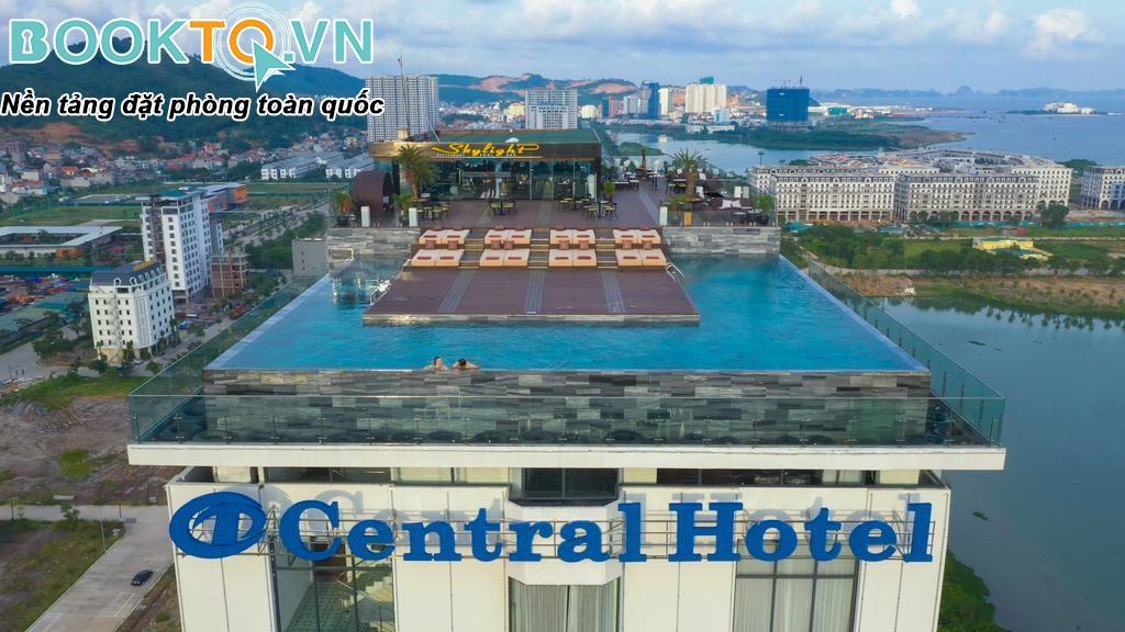khách sạn central luxury hạ long