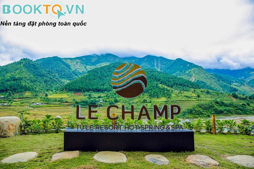 Le Champ Tú Lệ Resort Spring & Spa